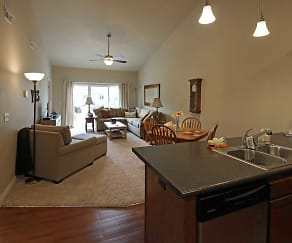 Living Room, The Colony @ Sylvania & McCord