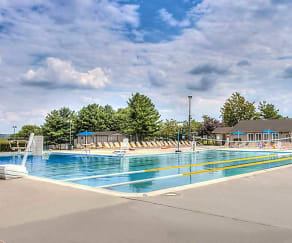 Pool, Foxridge Apartment Homes