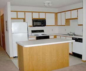 Kitchen, Dellwood Estates