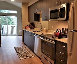 Kitchen, CityScape