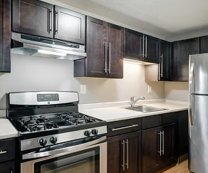 Kitchen, Berkshire Peak