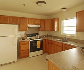 Kitchen, Maiden Creek Village