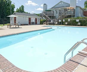 Pool, Turtle Cove Apartments