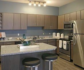 Kitchen, Luna Bella