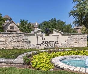 The Legend at Park Ten- Entrance, The Legend at Park Ten Apartments