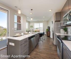 Kitchen, 2525 Eliot Street