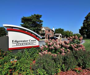 Community Signage, Edgewater Court