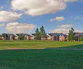 Landscaping, The Fairways at Derby