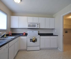 Kitchen, Revere Village