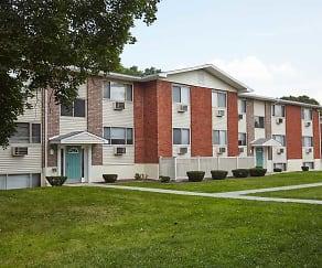 Building, Dutchess Apartments
