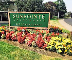 Community Signage, Sunpointe
