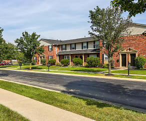 Building, Archer's Pointe Apartments of Fort Wayne