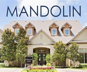 Mandolin, Holy Trinity Catholic School, Grapevine, TX