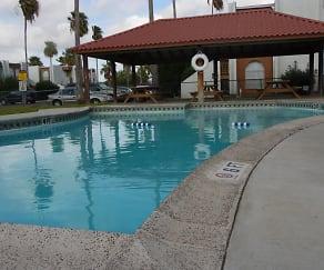 Pool, Brandywyne Apartments
