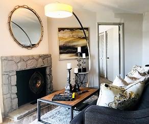Living Room, 300 Hickory