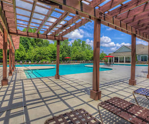 Relaxing Pool, Stillwood Farms