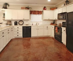 Kitchen, Aspen Heights -PER BED LEASING