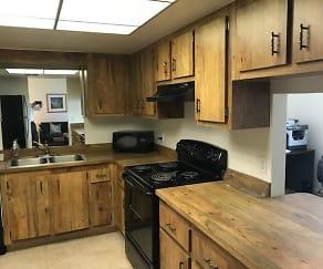 Kitchen, Catalina Club