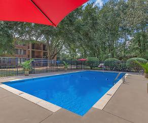 Pool, Crestridge Apartments