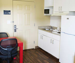 Kitchen, Furnished Studio - Destin - US 98 - Emerald Coast Pkwy.