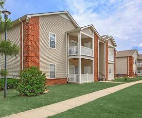 Building, Park At Lemoyne Apartments