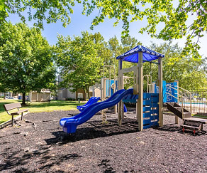 Playground, Steeplechase Apartments