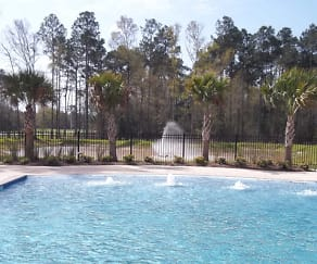 Pool, Brookstone Park Apartments