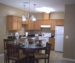 Kitchen, Bella Rose Luxury Apartments