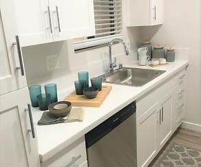 Kitchen, Park West Village