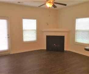 Living Room, 4242 Lochurst Drive