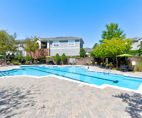 Pool, The Reserve at Cary Park