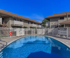 Pool, The Monrovia Apartment Homes