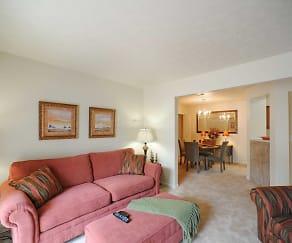 Living Room, Springview Apartment Homes