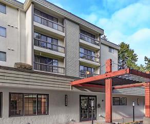 Building, Park 3025 Apartments