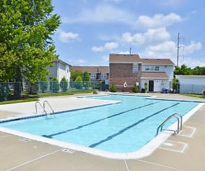Pool, Lamberts Mill Village