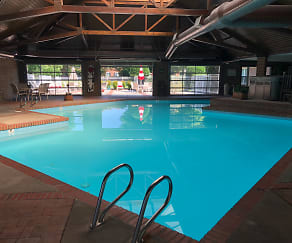 Pool, St. Andrews Apartments