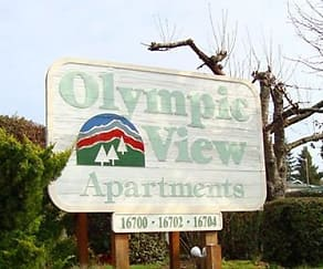 Community Signage, Olympic View