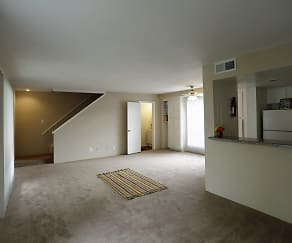 Living Room, Carelton Courtyard