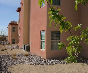 Building, The Missions At Sonoma Ranch Apartments