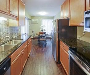 Kitchen, Stanley Court Apartments