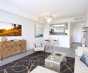 Living Room, Kingsley Drive