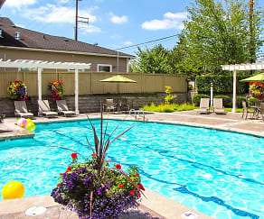 Pool, Willow Springs Apartment Homes