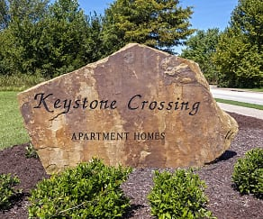 Community Signage, Keystone Crossing
