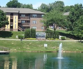 Lake, Willow Lake Apartments