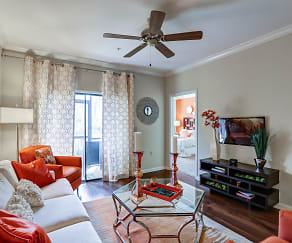 Living Room, The Lakes at Brandon West