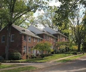 Building, Sequoyah Village