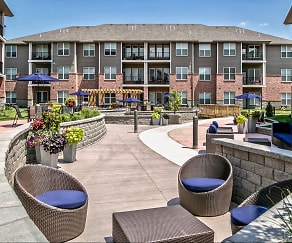 The Apartments at Lux 96, Northeast Papillion, Papillion, NE