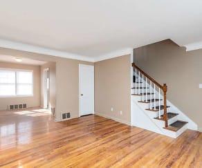 Living Room, Covington Terrace