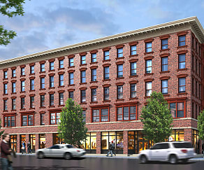 Rendering, 1188 Lofts