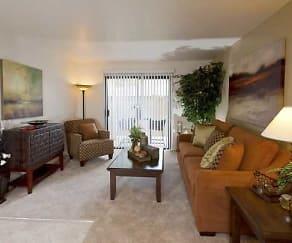 Living Room, The Fairmont